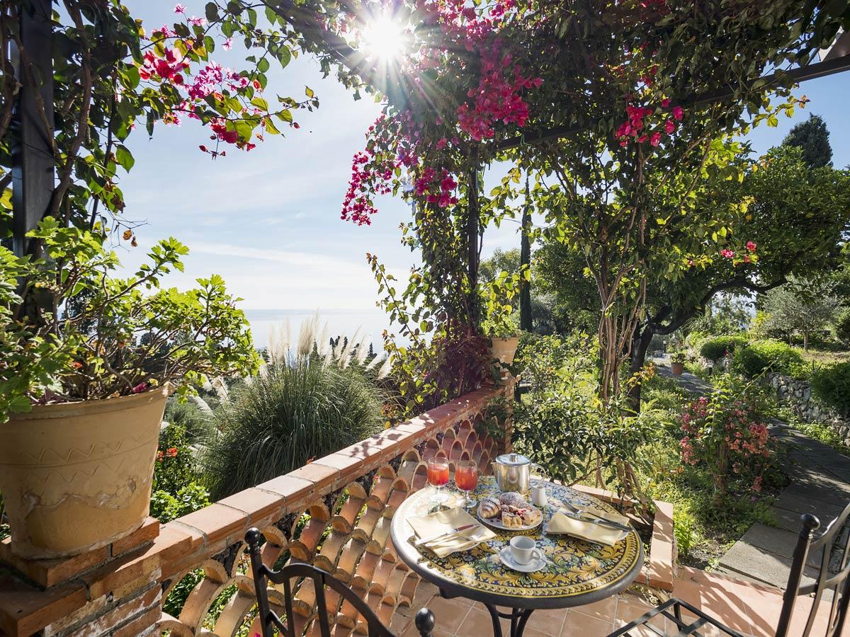 Suites with sea view | Hotel Bel Soggiorno, Taormina, Sicily