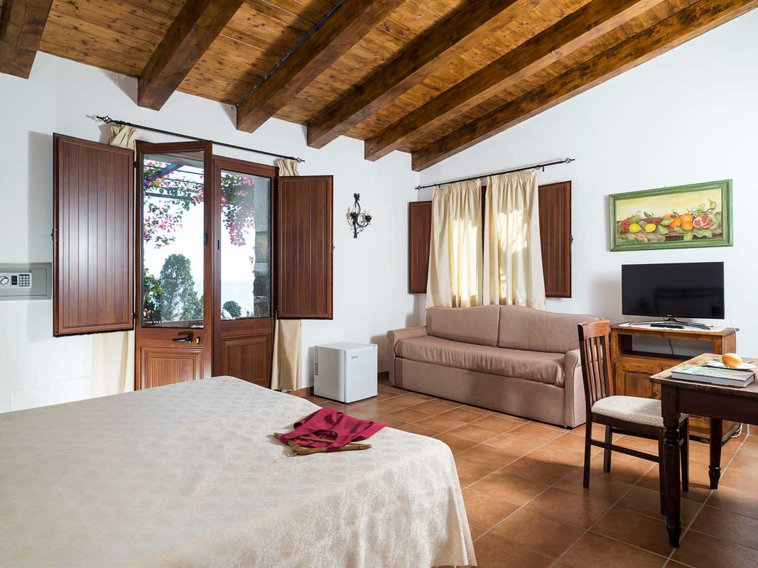 Photo Gallery with sea view | Hotel Bel Soggiorno, Taormina, Sicily